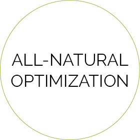 All Natural Optimization